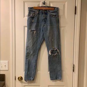 Levi's 501 Skinny Jeans size 29